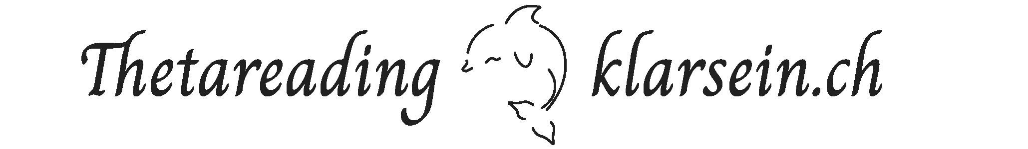 Thetareading klarsein Logo